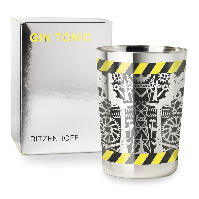 Ritzenhoff Gin & Tonic Glass by Studio Job With Box
