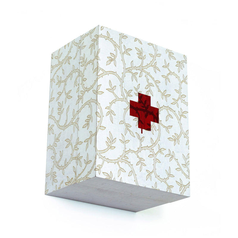 Scapin Collections First Aid Box by Marcantonio