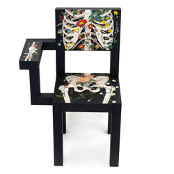 Scapin Collections Life After Life Armchair by Marcantonio