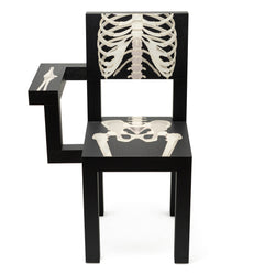 Scapin Collections Skeleton Armchair by Marcantonio