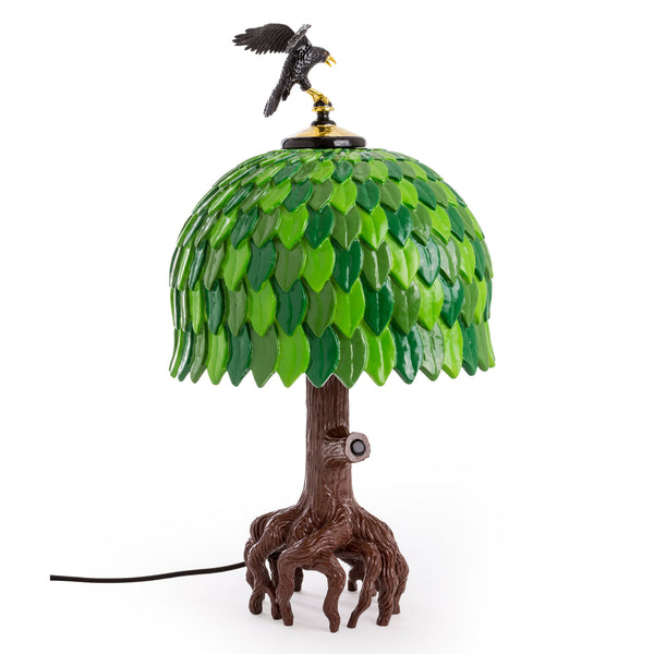Seletti Tiffany Tree Lamp by Studio Job Front