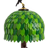 Seletti Tiffany Tree Lamp by Studio Job Shade Detail
