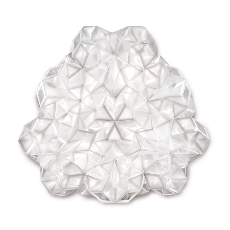 Slamp 'Drusa' Ceiling/Wall Lamp by Adriano Rachele White