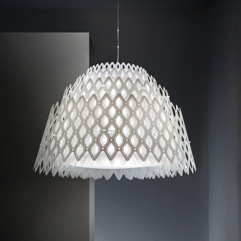 Slamp 'Half Charlotte' Suspension Lamp Mood