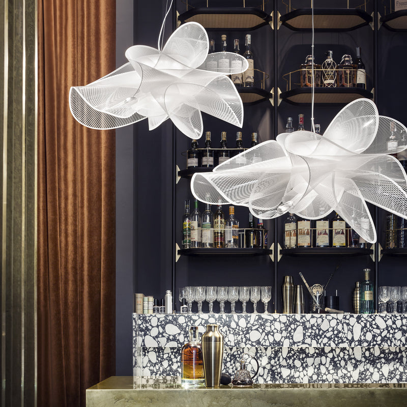 Slamp La Belle Etoile Suspension Lamp - Small Bar Mood