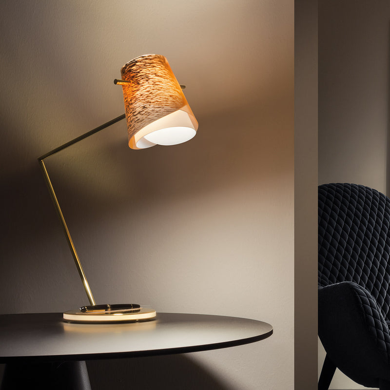 Slamp x Montblanc 'Overlay' Table Lamp Roomset