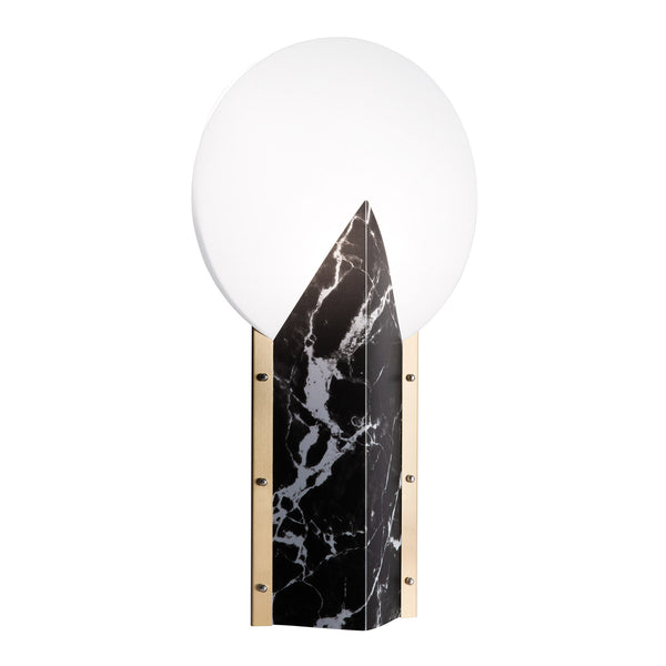 Slamp Moon 25th Anniversary Table Lamp - Black Side