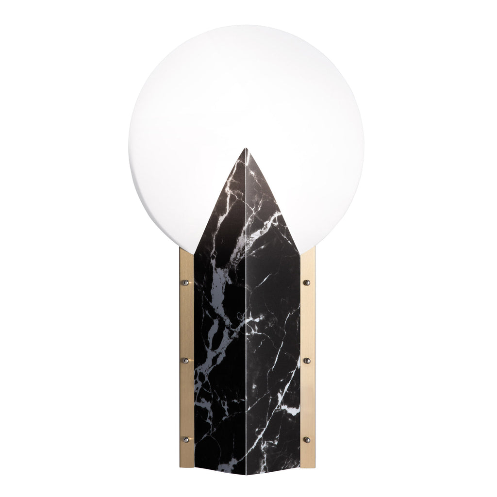 Slamp Moon 25th Anniversary Table Lamp - Black