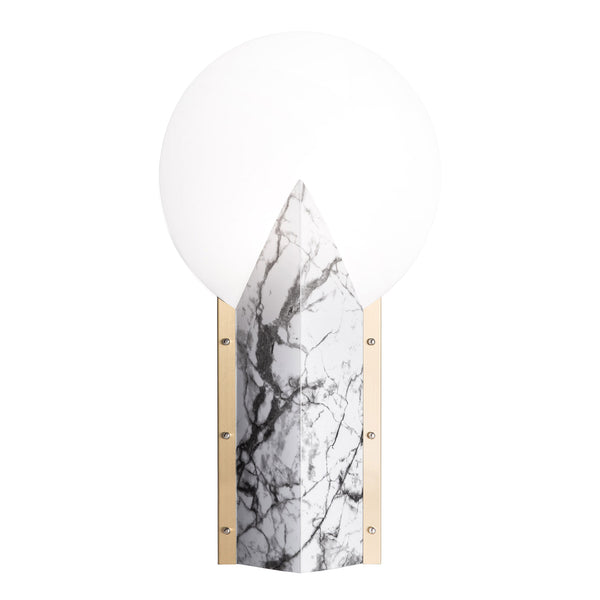 Slamp Moon 25th Anniversary Table Lamp - White