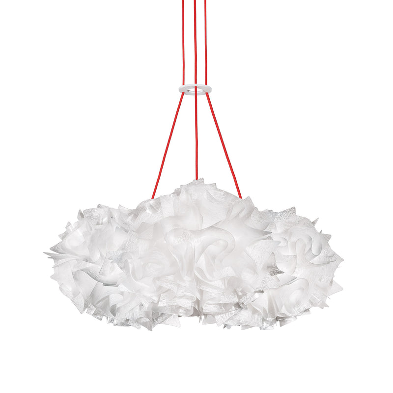 Slamp 'Veli Mini Trio Couture' Suspension Lamp