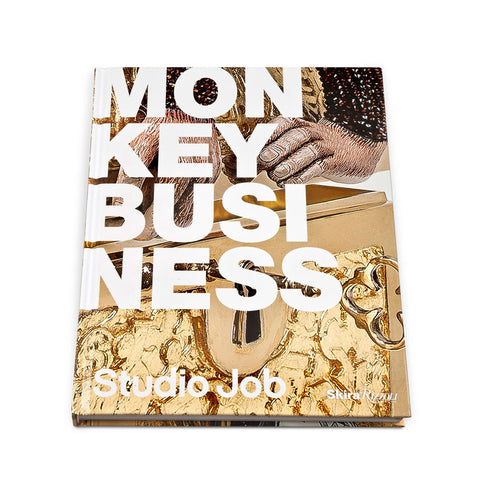 Studio Job Monkey Business Book Cover