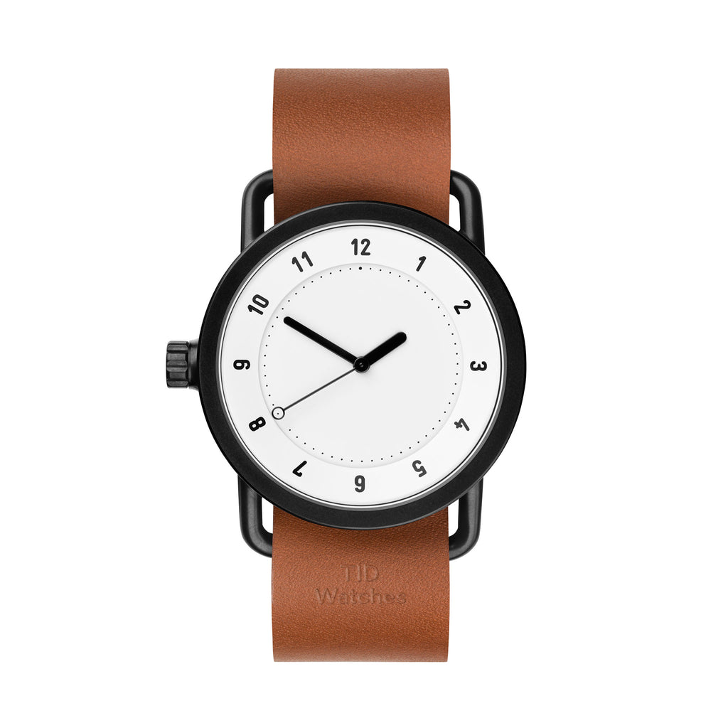black copy product matte quirk horse tan the original collective watches