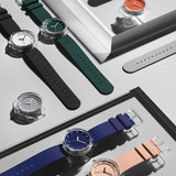 TID Watches 'No.3 TR90' Green Group
