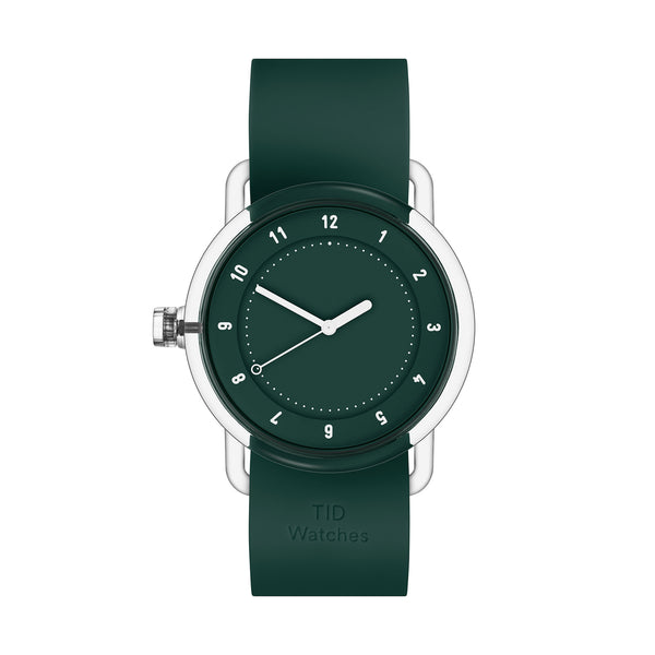 TID Watches 'No.3 TR90' Green