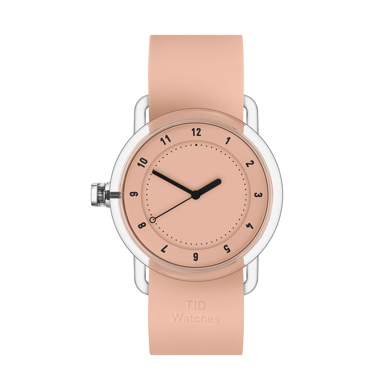 TID Watches 'No.3 TR90' Pink