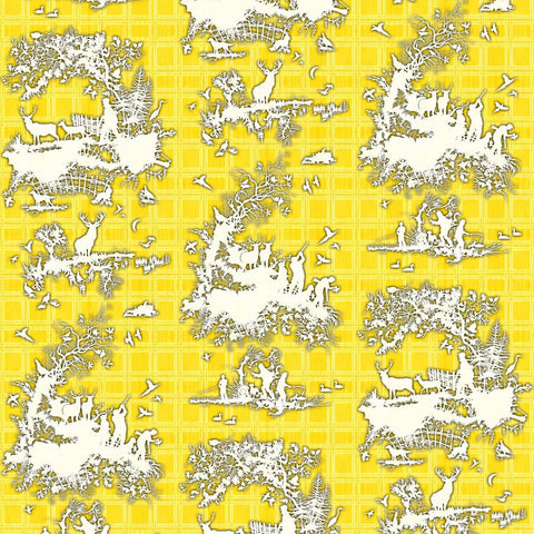 Timorous Beasties Classic Hunt Fabric