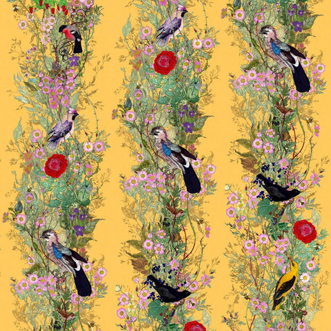Timorous Beasties Fruit Looters Fabric