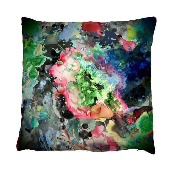 Timorous Beasties 'Kaleido Splatt' Cushion