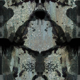 Timorous Beasties Rorschach Diamond Panel Wallpaper Detail