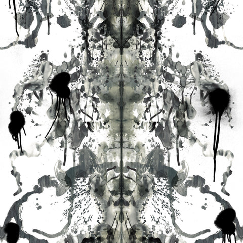 Timorous Beasties Rorschach Superwide Wallpaper