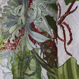 Timorous Beasties Topical Tropical Fabric Detail