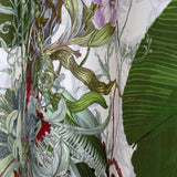 Timorous Beasties Topical Tropical Fabric Detail Close Up