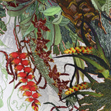 Timorous Beasties Tropical Clouded Leopard Fabric Detail