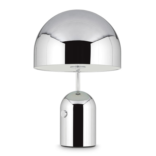 Tom Dixon 'Bell' Table Light Chrome Large Off