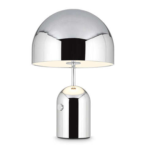 Tom Dixon Bell Table Light Chrome Large