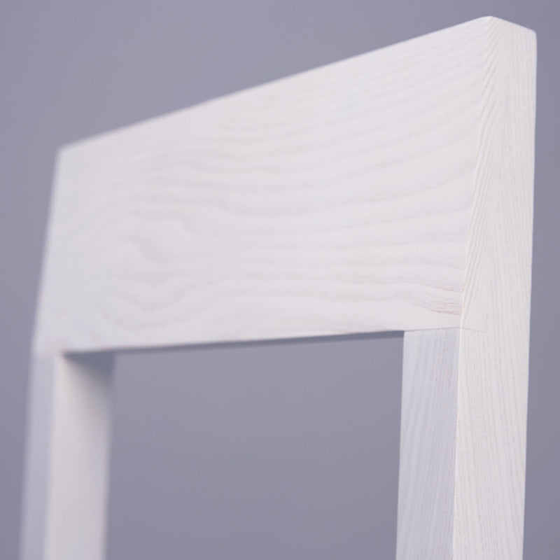 UVA Slip Chair by Snarkitecture Back Detail