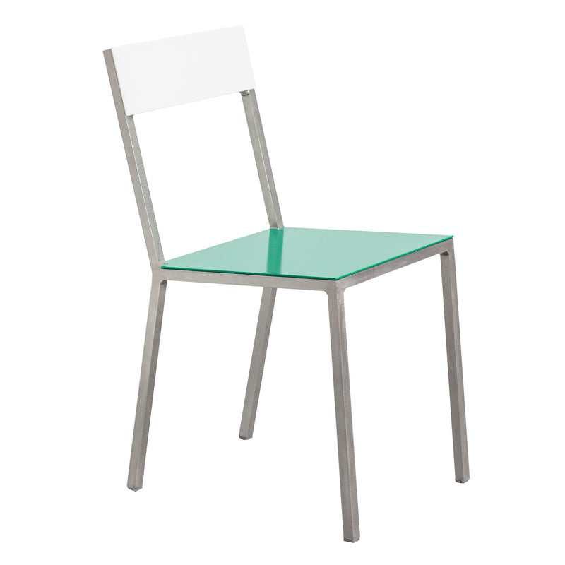 Alu Chair by Muller van Severen - Green/White