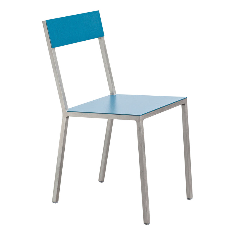 Alu Chair by Muller van Severen - Blue/Blue