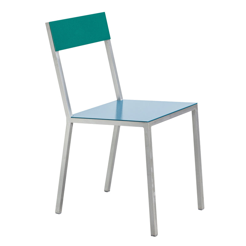 Alu Chair by Muller van Severen - Blue/Green