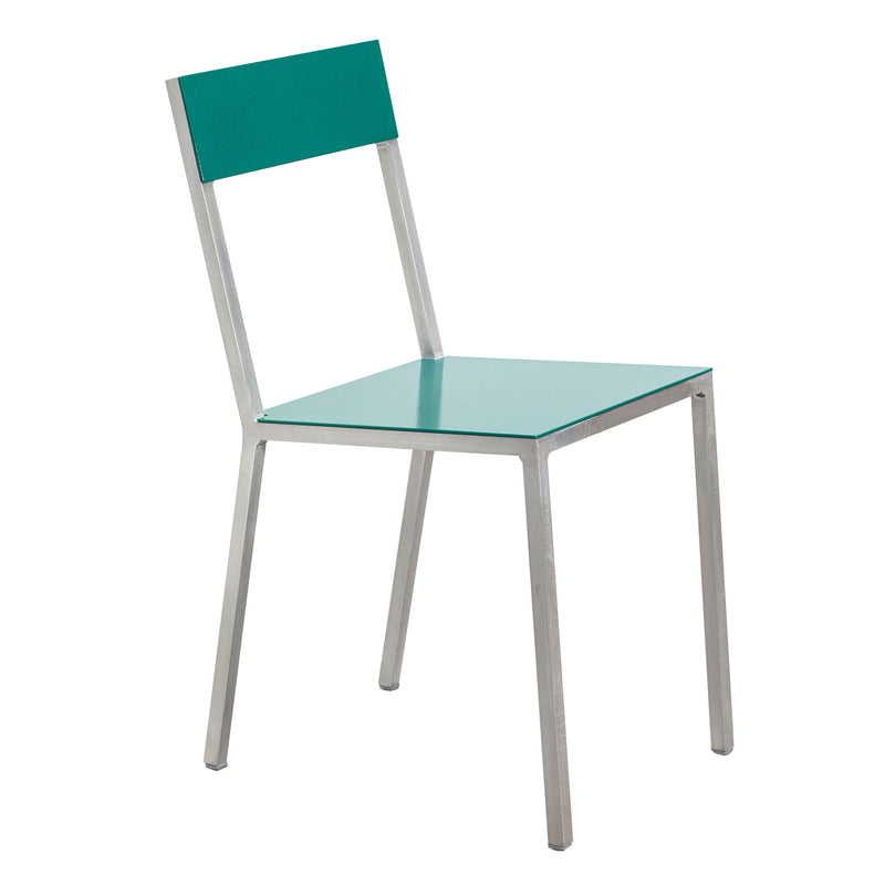 Alu Chair by Muller van Severen - Green/Green