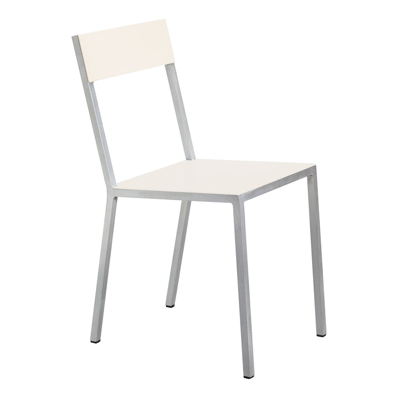 Alu Chair by Muller van Severen - Ivory/Ivory
