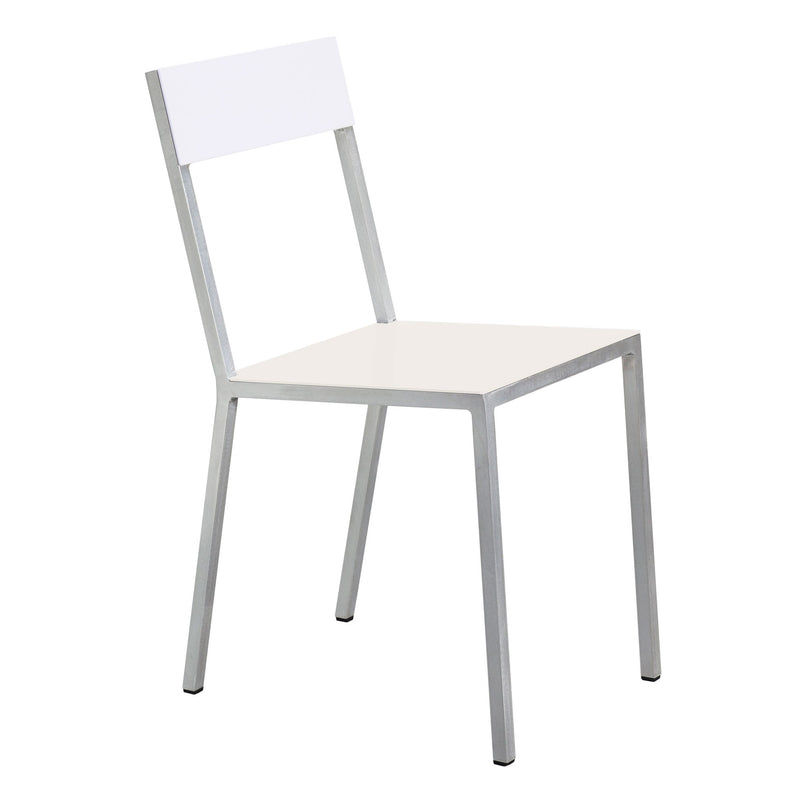 Alu Chair by Muller van Severen - Ivory/White