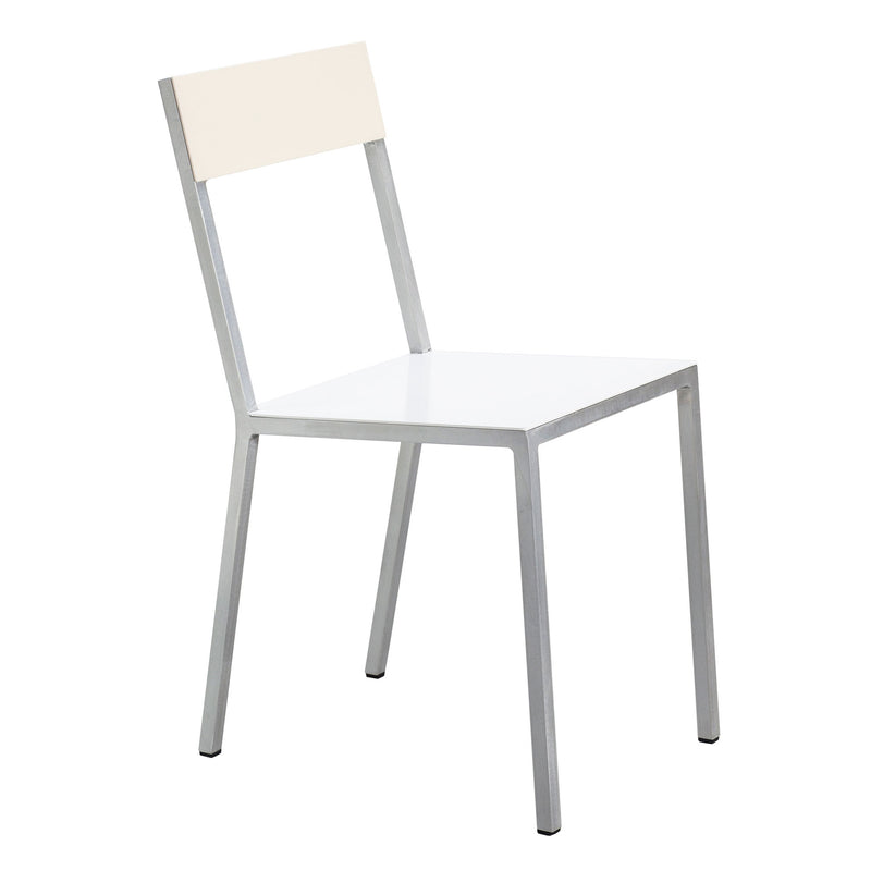 Alu Chair by Muller van Severen - White/Ivory