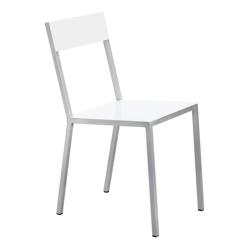 Alu Chair by Muller van Severen - White/White