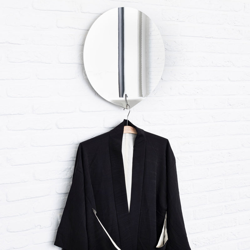Valerie Objects 'Selfie' Mirror by Studio Wieki Somers Jacket