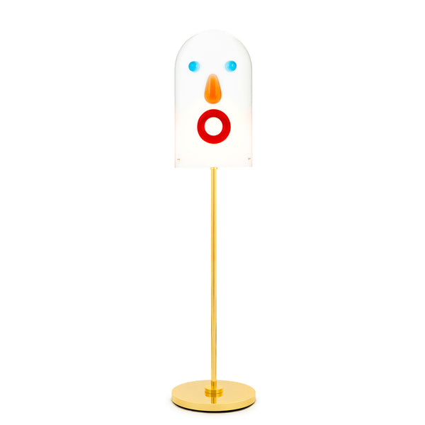 Venini Mae West Face Floor Lamp by Studio Job