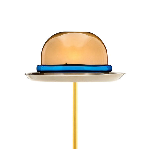 Venini Mae West Hat Floor Lamp by Studio Job Detail