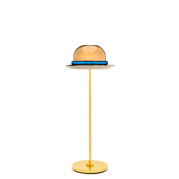 Venini Mae West Hat Floor Lamp by Studio Job