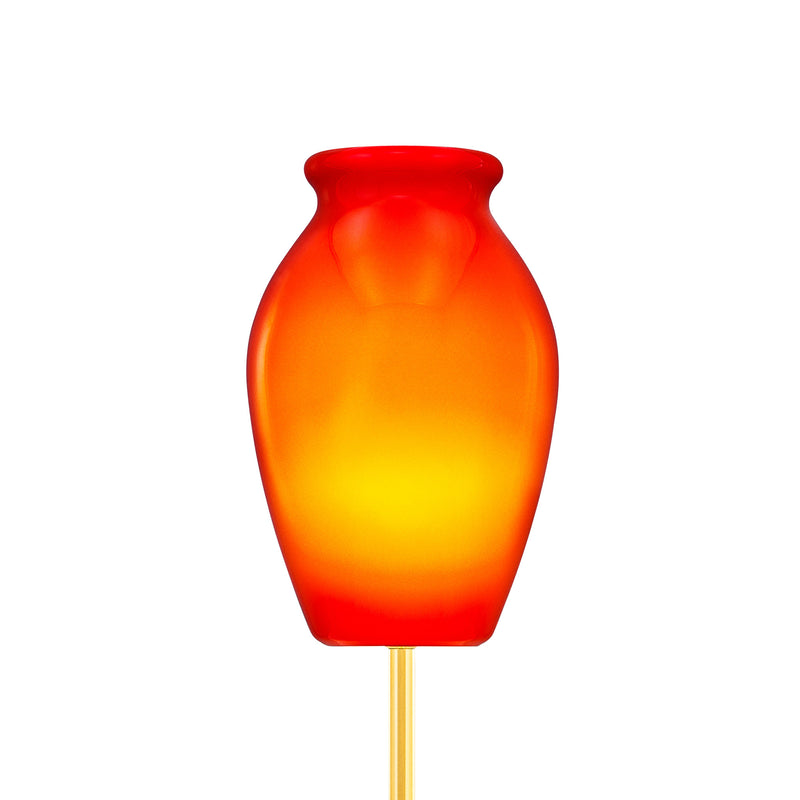 Venini Mae West Vase Floor Lamp by Studio Job Detail