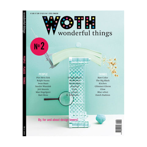 WOTH WOTH Wonderful Things Magazine No2 (English Edition)