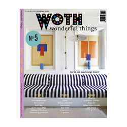 WOTH Wonderful Things Magazine No5 (English Edition) Cover