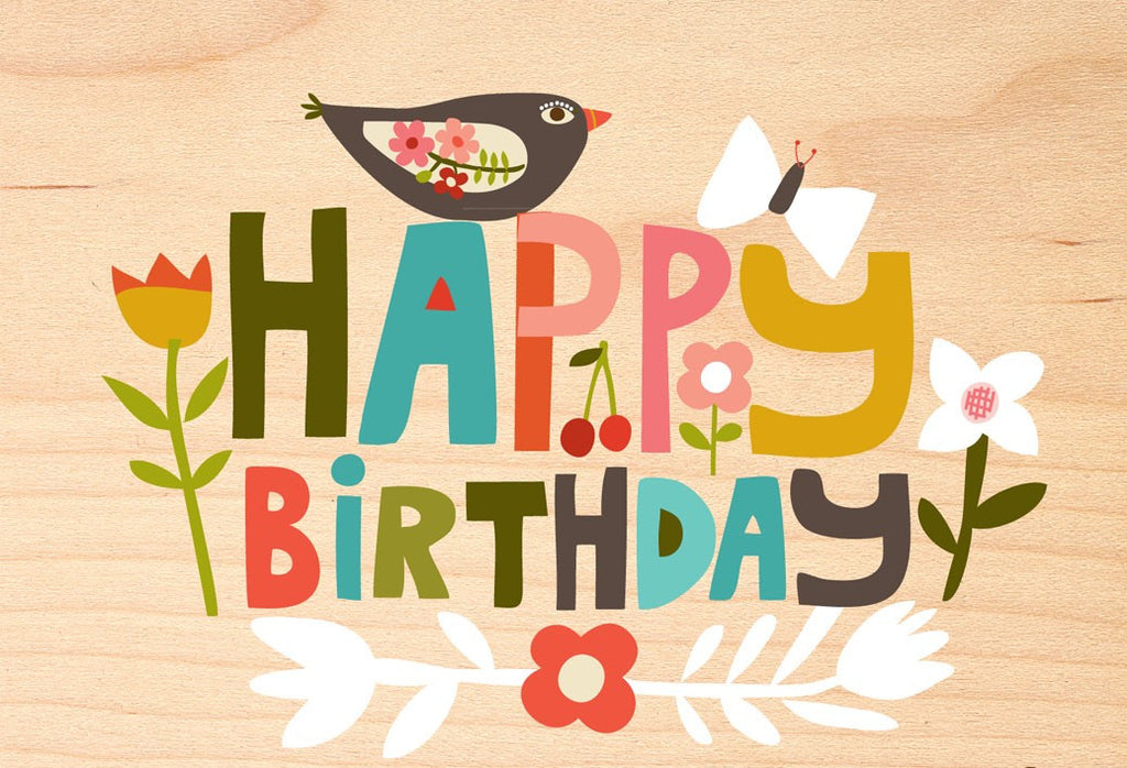 Happy Birthday Gift Card – American Honey Outfitters
