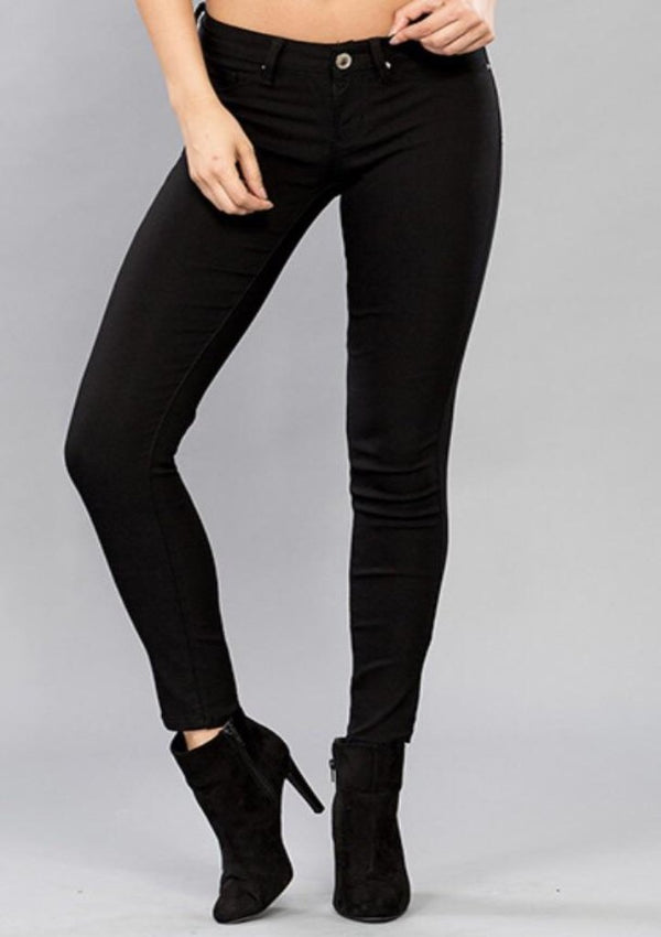 Hyper Stretch Skinny - Black