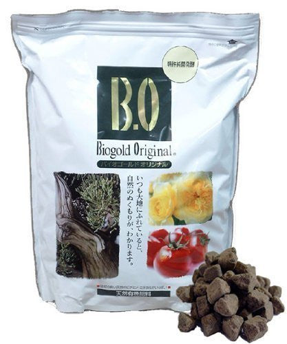 Biogold Slow release fertiliser  - 900g size pack
