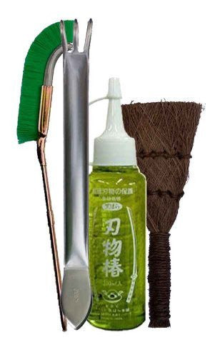 Bonsai Tree And Pot Cleaning Kit