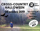 Inscriptions Cross-Country Halloween